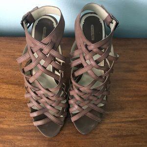 Max Studio Ryder Strappy Heels